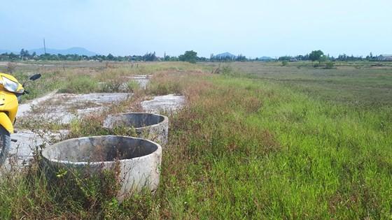 Ho Do salt field is deserted ảnh 16