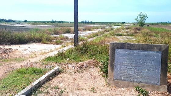 Ho Do salt field is deserted ảnh 4