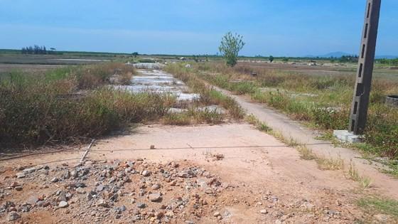 Ho Do salt field is deserted ảnh 5