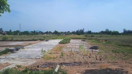 Ho Do salt field is deserted ảnh 6