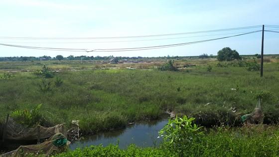Ho Do salt field is deserted ảnh 7