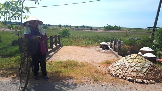 Ho Do salt field is deserted ảnh 8