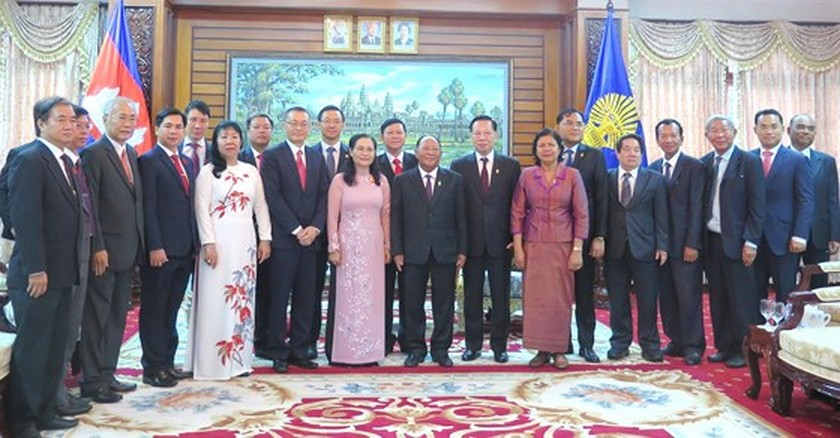 Vietnam always focuses on relationship with Cambodia   ảnh 1