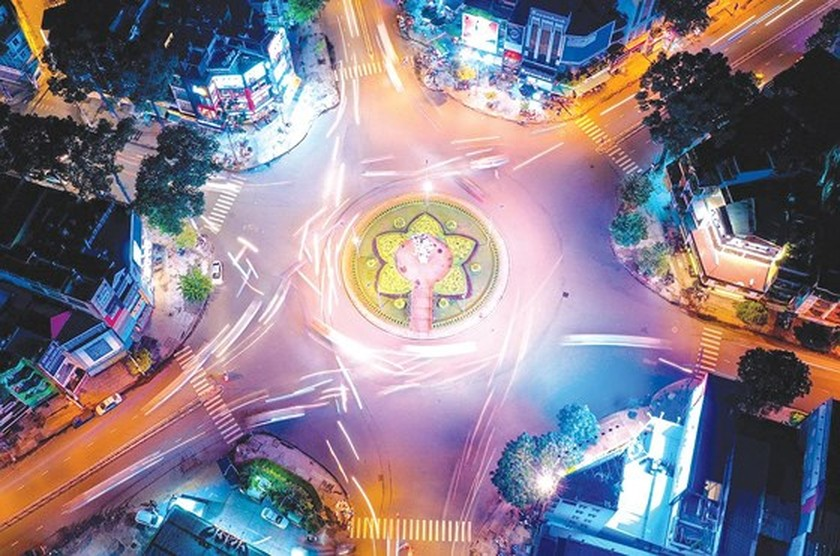 HCMC roundabouts have their owned history ảnh 3