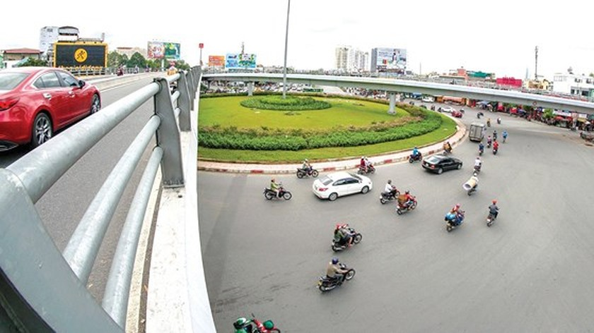 HCMC roundabouts have their owned history ảnh 7