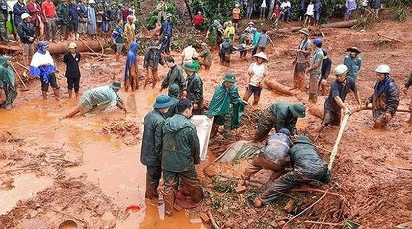 5,000 people evacuated at risk of Dak Kar hydropower dam collapse ảnh 1