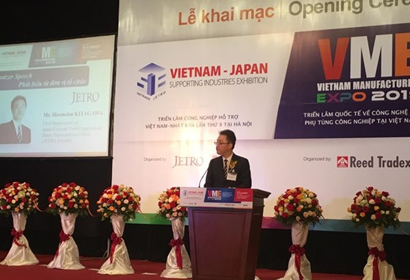 Japanese businesses want to  purchase more Vietnamese components ảnh 1