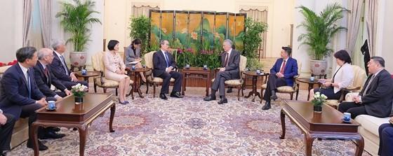 Singapore always appreciates relationship with Vietnam, including HCMC ảnh 1