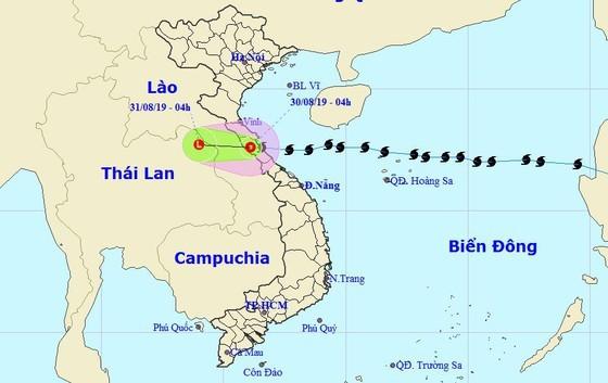 Typhoon Podul turns into tropical depression  ảnh 2