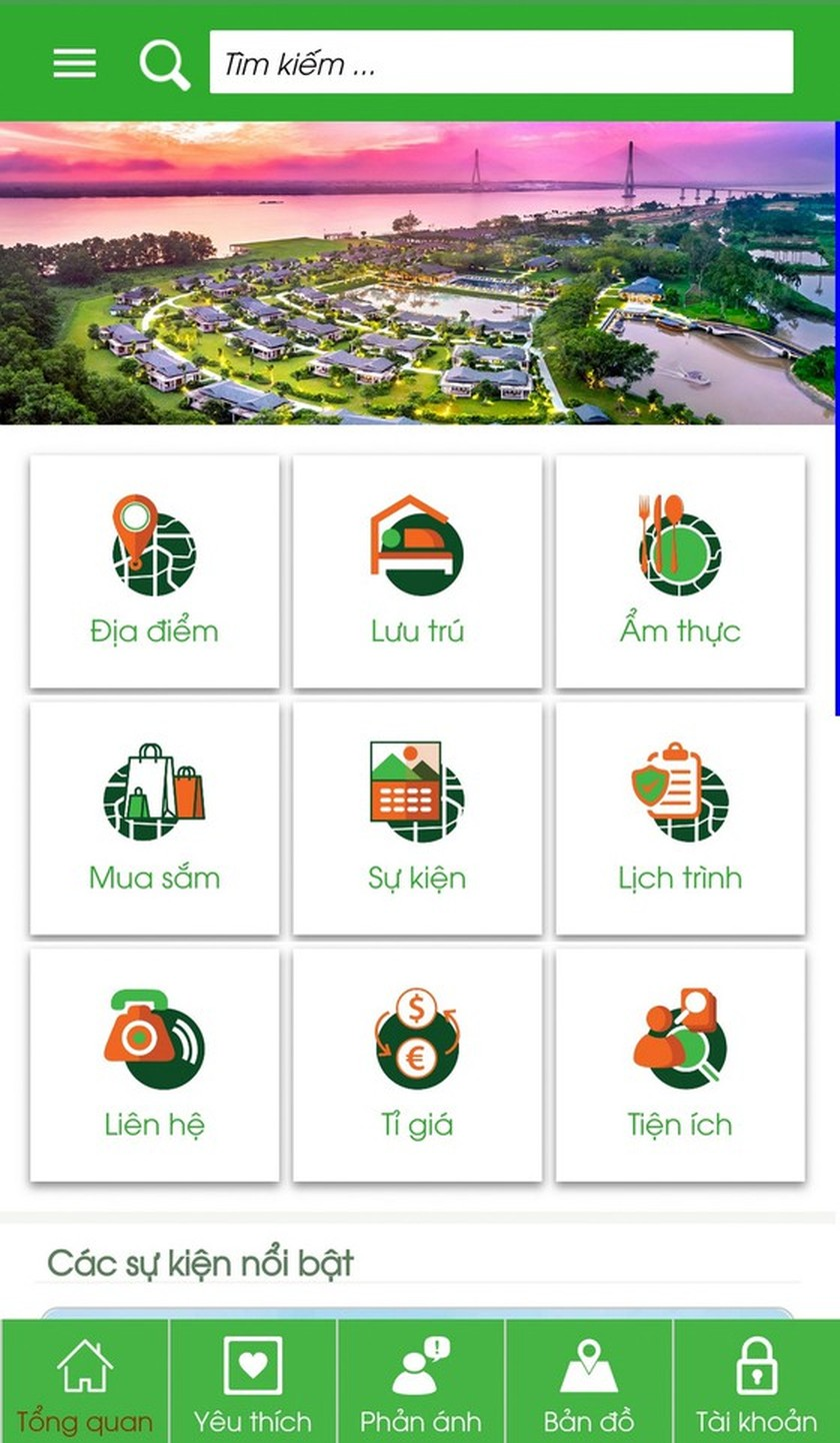 Can Tho launches tourism information portal, travel smart app ảnh 1