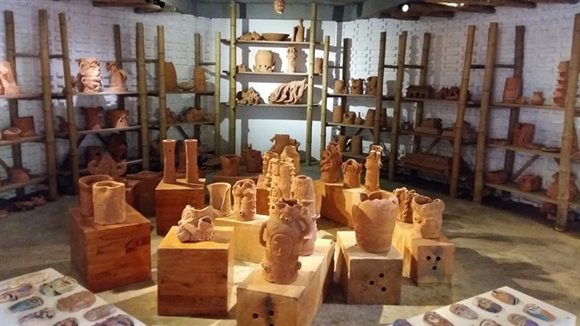 Park preserves pottery trade in Hoi An ảnh 3