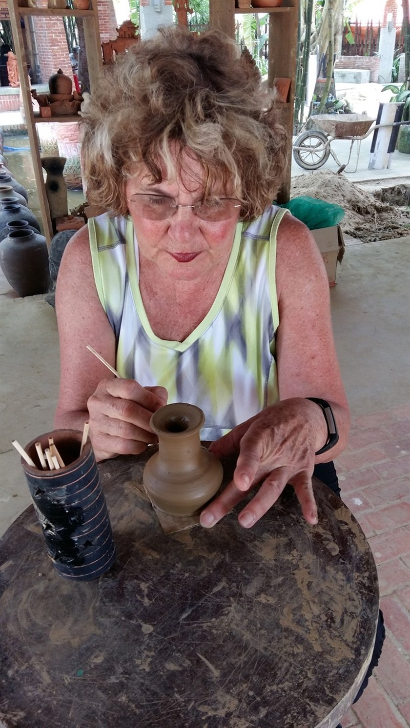 Park preserves pottery trade in Hoi An ảnh 4