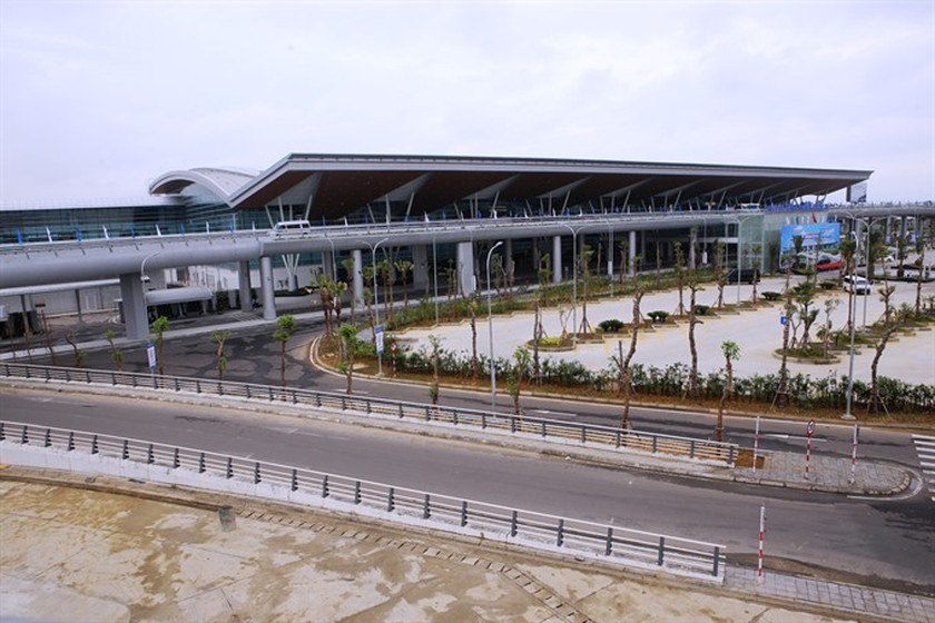 New airport terminal in Da Nang officially opens ảnh 1