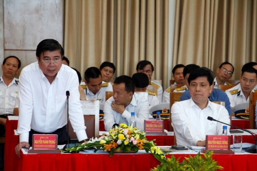 Economic development contributes in fortifying national defense ảnh 2