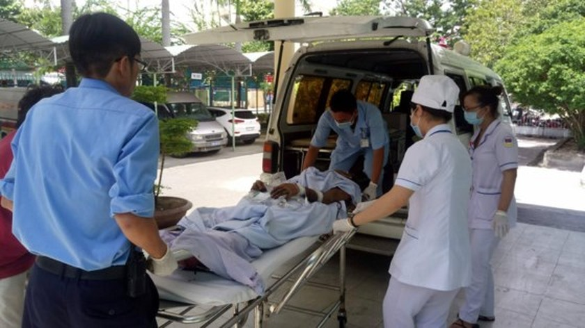 Six including three children killed in Khanh Hoa bomb explosion ảnh 1