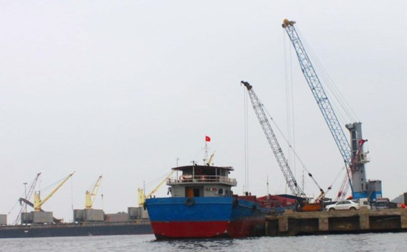 Work starts on $93 million Phoenix wharfs, Vung Ang seaport ảnh 1