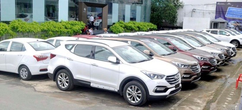 Auto market waits for import tariff removal ảnh 1