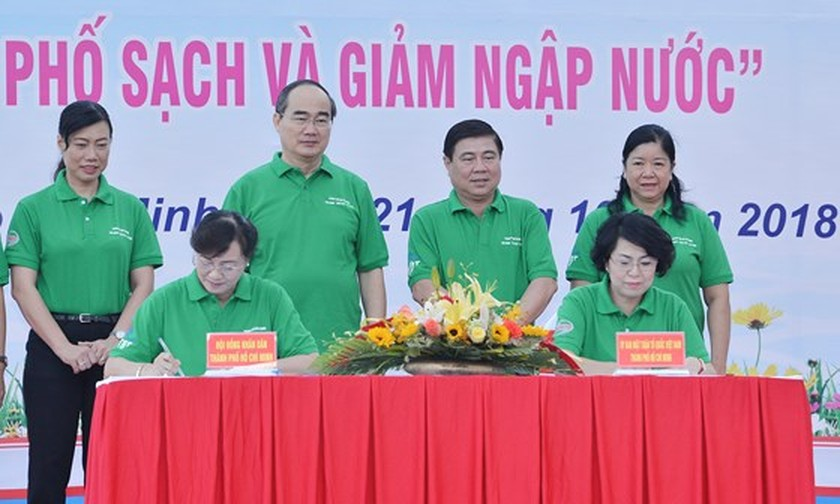 HCMC launches anti-littering campaign ảnh 1