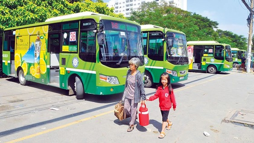 HCMC in urgent need of developing public transport infrastructure ảnh 1