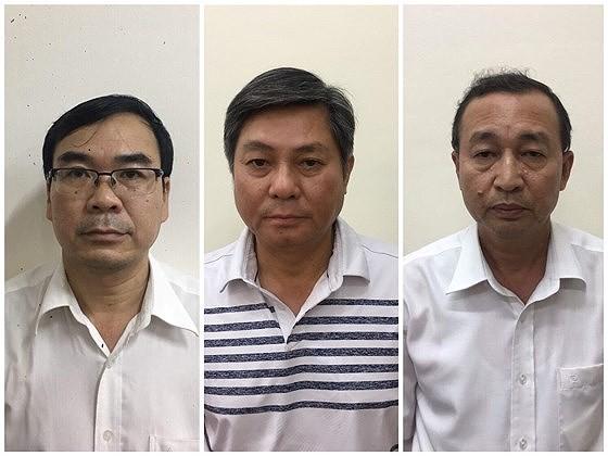 Former deputy chairman of HCMC Nguyen Thanh Tai arrested ảnh 2