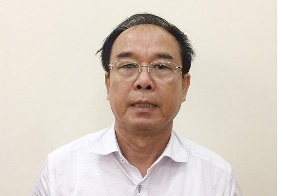 Former deputy chairman of HCMC Nguyen Thanh Tai arrested ảnh 1