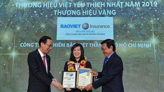 Most Favorite Vietnamese Brands in 2019 given to 27 enterprises ảnh 2