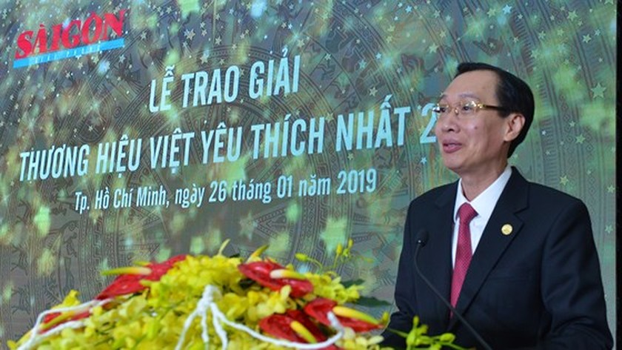 Most Favorite Vietnamese Brands in 2019 given to 27 enterprises ảnh 3