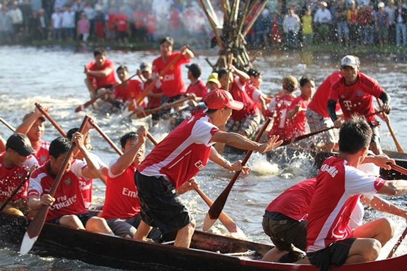 Traditional boat racing festival open in Thua Thien-Hue ảnh 5