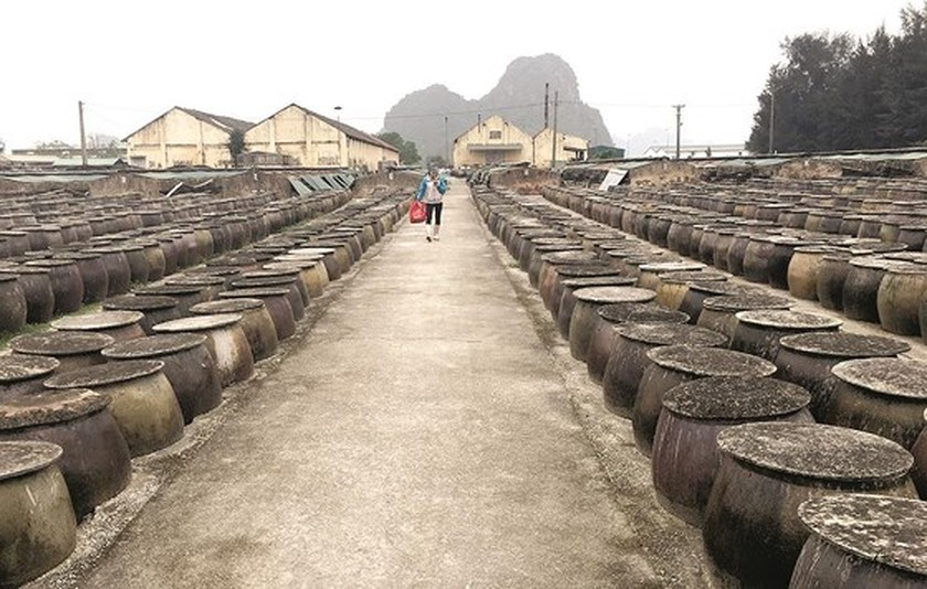 Trade villages with century history of fish sauce production ảnh 2