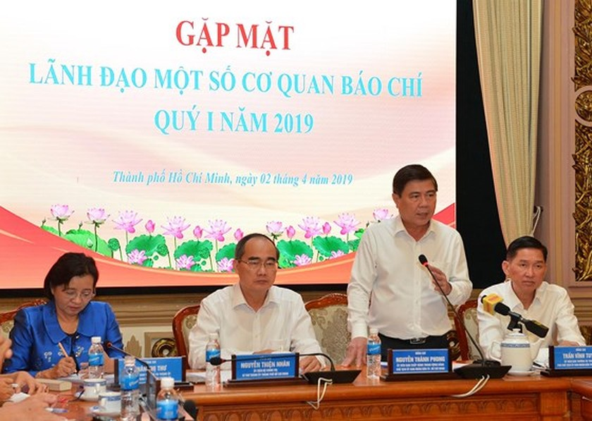 HCMC to publicize inspection, supervision results at about-to-open Press Center ảnh 2