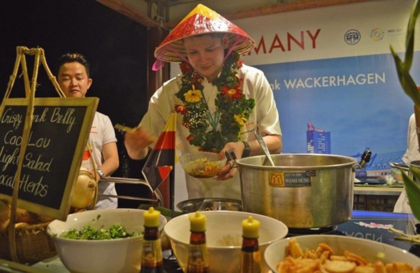 Hoi An International Food Festival kicks off   ảnh 1