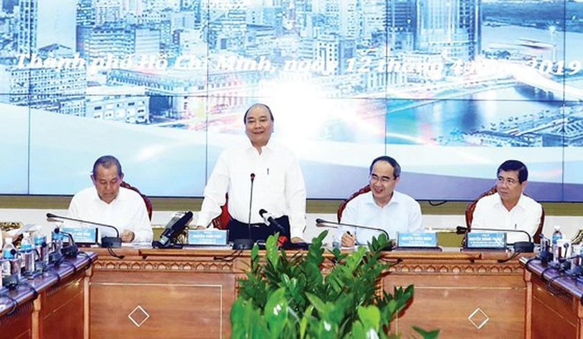 Government supports special mechanisms for ground clearance in HCMC ảnh 1