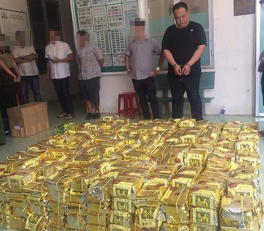 Two Taiwanese, one Vietnamese prosecuted in big drug trafficking ring in HCMC ảnh 3
