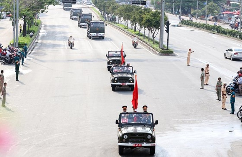 Former President Le Duc Anh laid to rest in HCMC ảnh 7