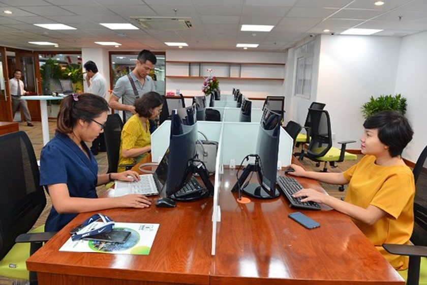 First Press Center in Vietnam comes into operation ảnh 6