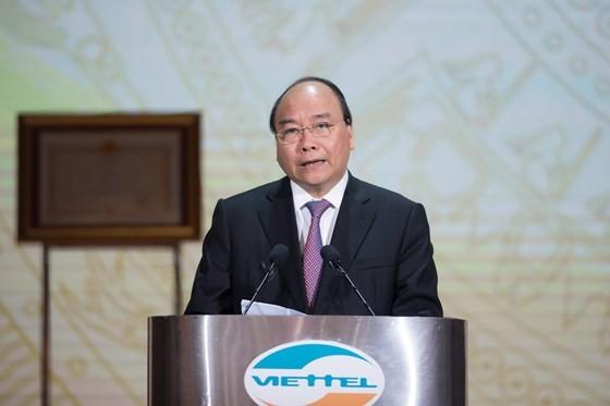 PM wants Viettel to enter world top 10 telecom firms by 2025 ảnh 1