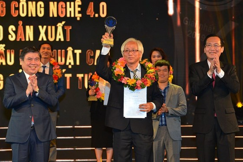 HCMC honors inspiring creators with reputable award for first time ảnh 2
