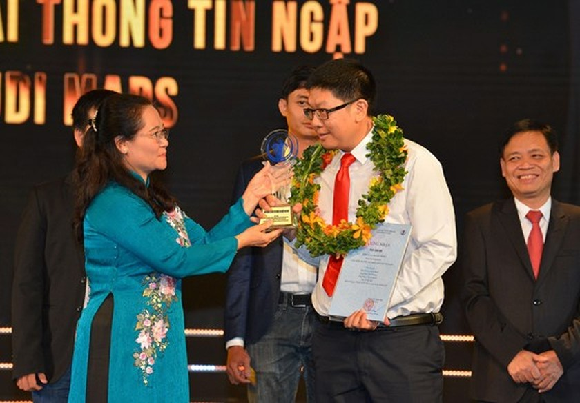 HCMC honors inspiring creators with reputable award for first time ảnh 3