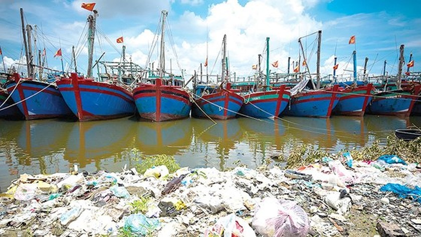 Plastic waste elimination efforts underway in Vietnam ảnh 1