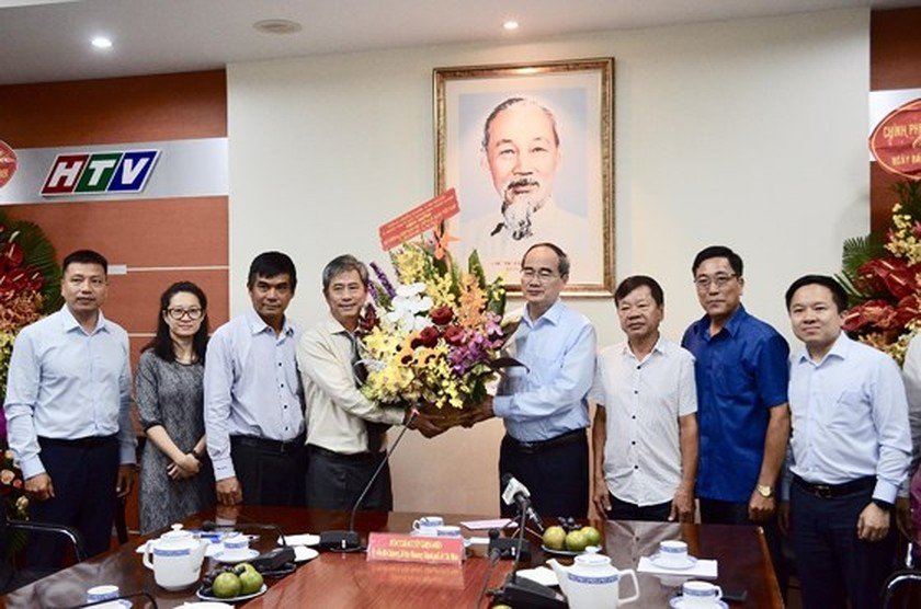 City Party Chief hopes SGGP to continue contributing to city development ảnh 4