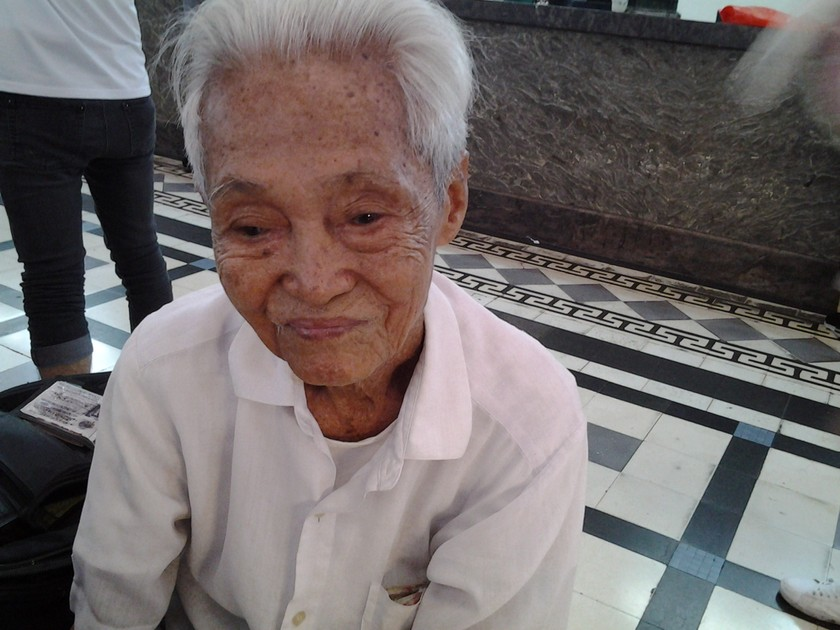 Saigon's last living 'Public Writer' ảnh 2
