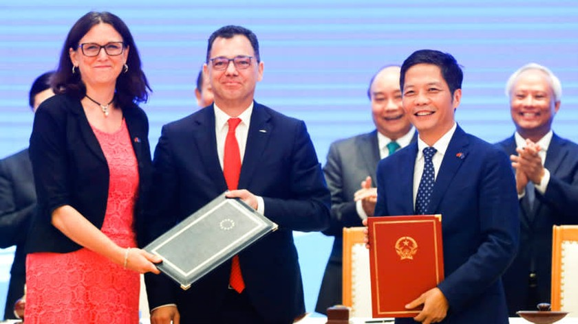 EU struggles to strike trade pacts with major ASEAN countries ảnh 1