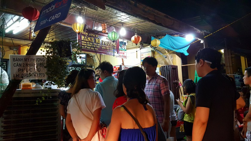 Foreign tourist numbers rise again ảnh 1