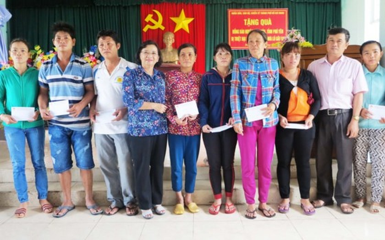 VIDEO:HCMC mobilizes VND 3billion to support Phu Yen ảnh 1