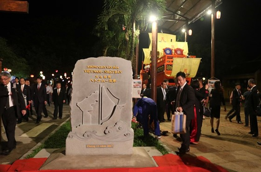 Vietnam-Japan Cultural Space opens in Hoian ảnh 4