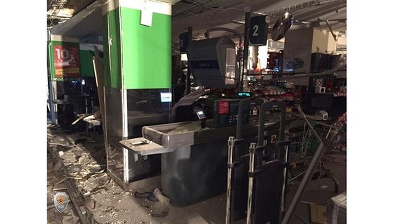 10 hurt in Saint Petersburg supermarket bombing  ảnh 2