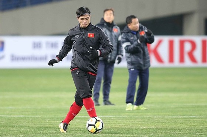 U23 Vietnam opens its first match in Group D tonight ảnh 2