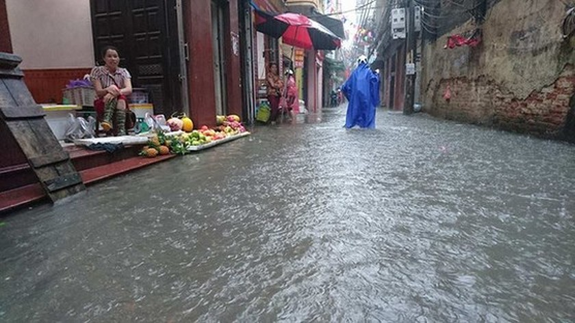 Rainy season in South to end in middle of November ảnh 1