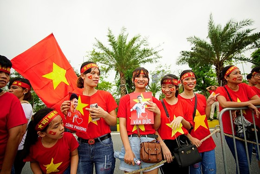 """Pride of Vietnam"" program to honor Vietnam sports delegation to broadcast live on VTC3 at 5pm  ​ ảnh 1"