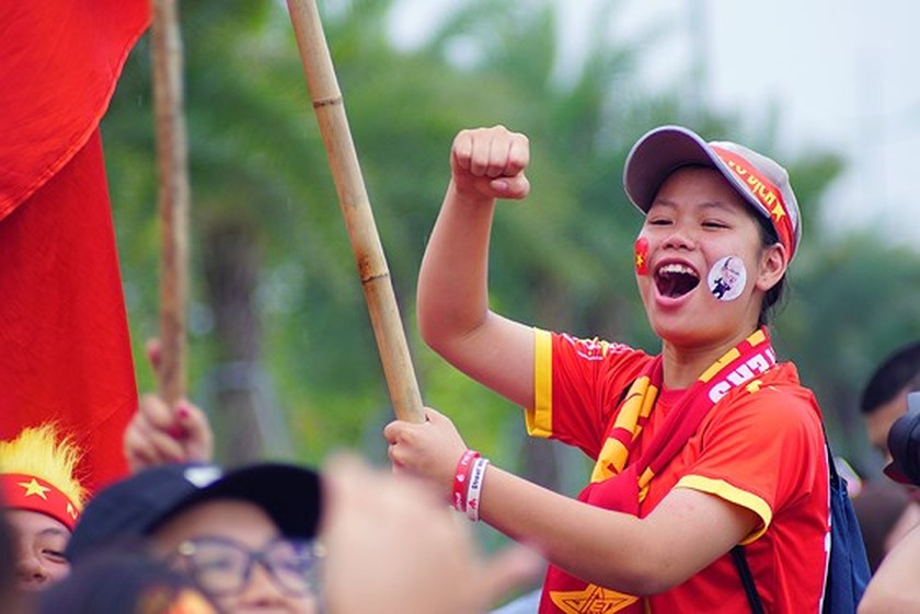"""Pride of Vietnam"" program to honor Vietnam sports delegation to broadcast live on VTC3 at 5pm  ​ ảnh 5"